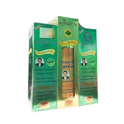 Jinda Herb - набор против выпадения и для роста волос
