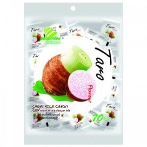 Конфеты жевательные Chewy Milk Candy Taro Flavor