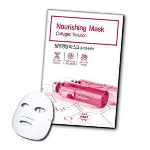 Питательная Тканевая Маска С Коллагеном Neil Nourishing Mask Collagen Solution