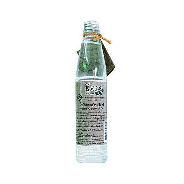 Кокосовое масло БиоВэй