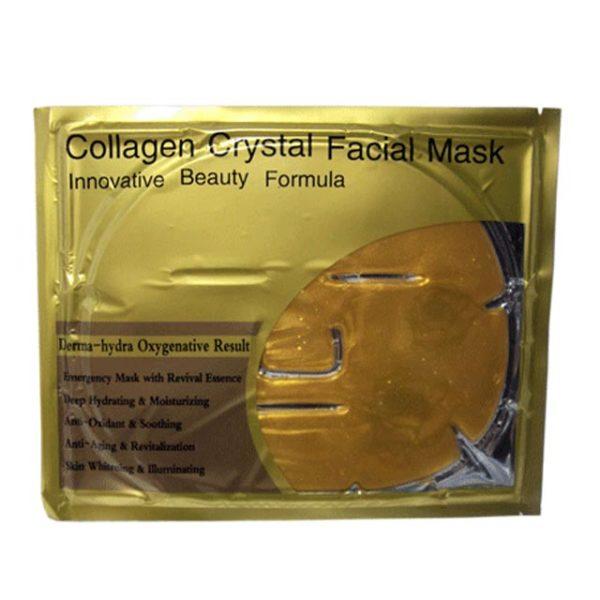 Золотая Коллагеновая Маска Для Лица Belov Collagen Crystal Facial Mask
