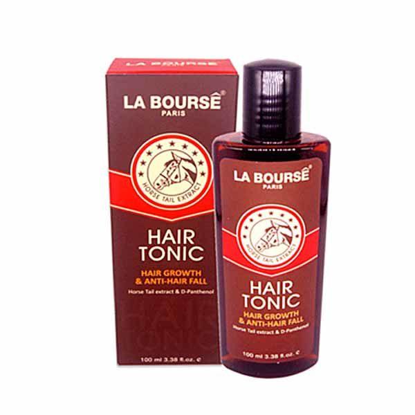 Тоник Против Выпадения И Для Роста Волос La Bourse Hair Tonic Hair Growth & Anti Hair Fall