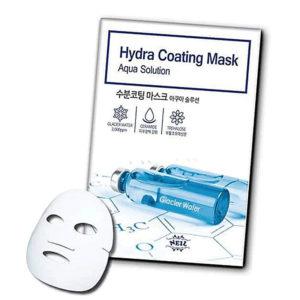 Тканевая Увлажняющая Маска Neil Hydra Coating Mask Aqua Solution