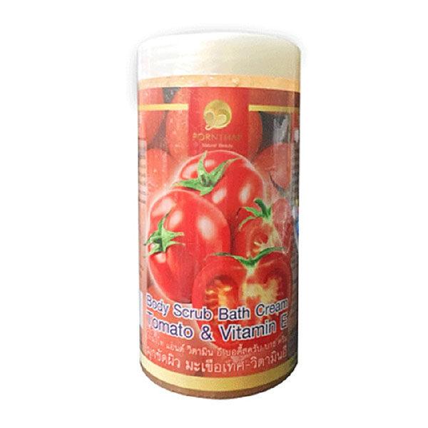 Скраб для тела с томатом и витамином E