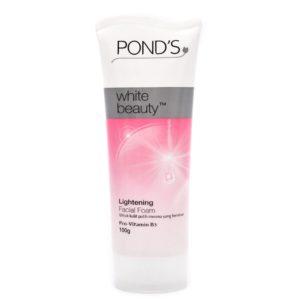 Осветляющая Пенка Для Лица Pond's White Beauty Lightening Facial Foam