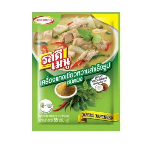 Сухая смесь для супа Грин Карри