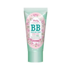 Декоративный И Уходовый ВВ Крем Fruite Color Base BB Cream №Green