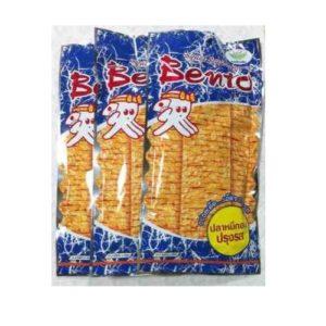 Сушеный Острый Кальмар-Снек Bento Squid Seafood Snack