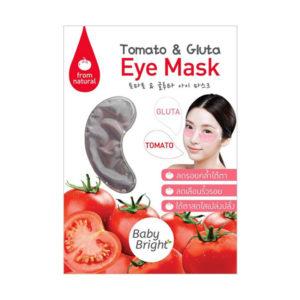 Патчи Под Глаза С Экстрактом Томата И Глутатионом Baby Bright Tomato&Gluta Eye Mask