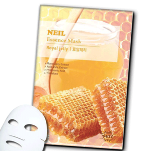 Тканевая Маска С Маточным Молочком Neil Essence Mask