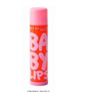 Бальзам Для Губ, Увлажнение 12 Часов Со Вкусом Вишни Maybelline Babylips Balm 12h Cherry Velvet