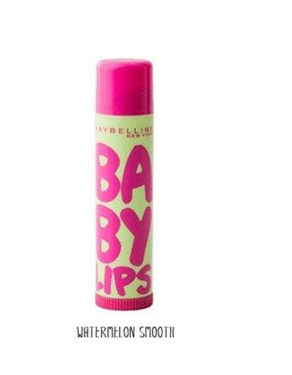 Бальзам Для Губ, Увлажнение 12 Часов Со Вкусом Сочного Арбуза Maybelline Babylips Balm 12h Watermelon Smooth