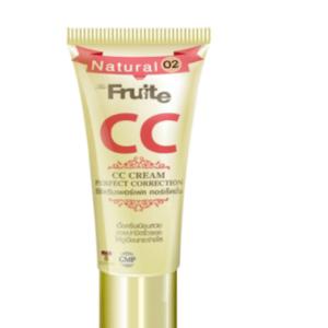 Корректирующий И Ухаживающий Тональный Крем СС Fruite CC Cream Perfect Corrcetion No.02