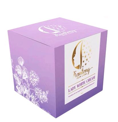 Крем Для Интенсивного Ухода За Кожей Kemtong Lady White Cream