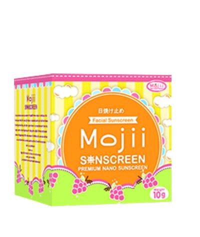 Солнцезащитный Крем Для Лица Mojii Sunscreen Premium Nano Sunscreen Facial
