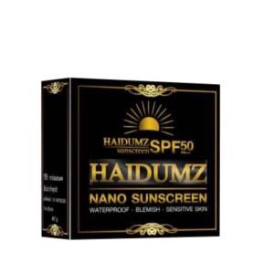 Солнцезащитный Крем Haidumz Nano Sunscreen SPF50