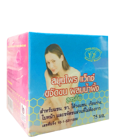 Воск Для Удаления Волос Champ & Champ Natural Beauty Herbal Honey Wax Cold Hair Remover