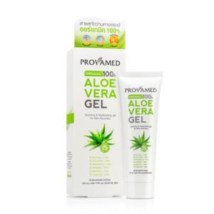 Ухаживающий Органический Гель С Алоэ Вера Provamed Aloe Gel Organic 100%