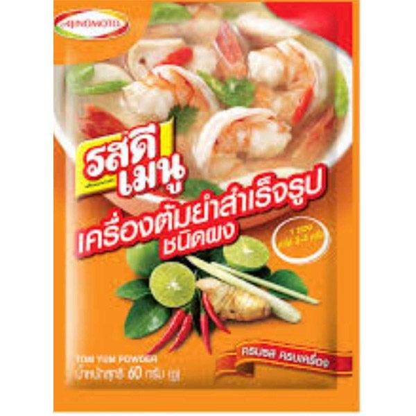 Сухая Смесь Для Тайского Супа Том Яма RosDee