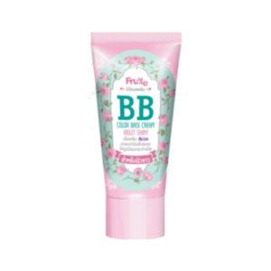 Декоративный И Уходовый BB Крем Fruite Color Base BB Cream №Violet