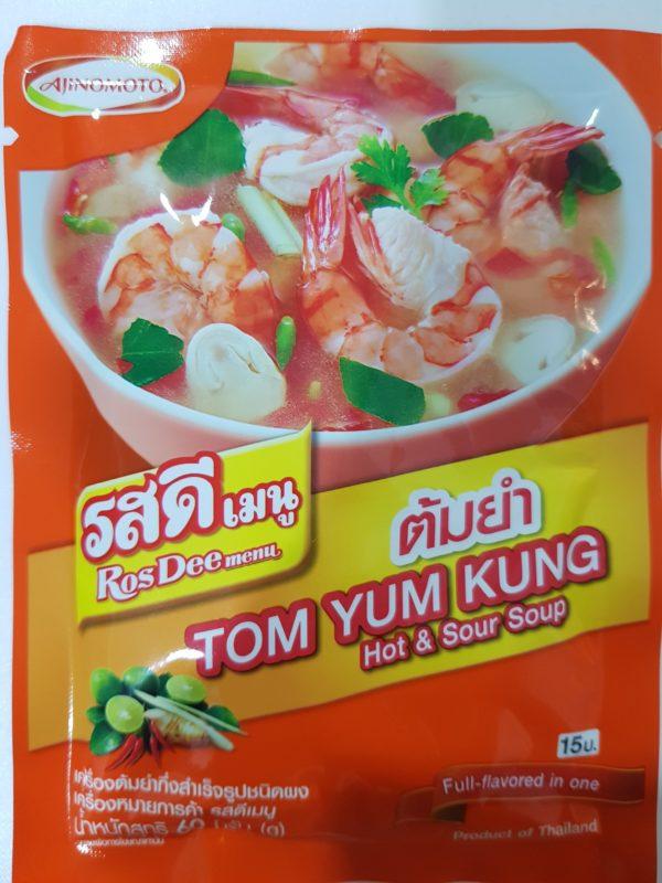 Сухая Приправа Для Супа Том Ям Кунг, Ajinomoto