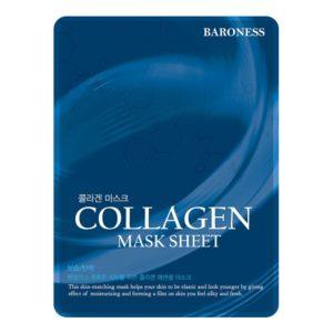 Тканевая Маска С Экстрактом Алоэ Baroness Aloe Mask Sheet