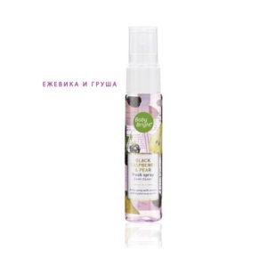 Освежающий Парфюмированный Спрей Ежевика И Груша Baby Bright Black Raspberry&pear Fresh Spray