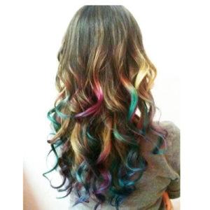 Колорирующий Тоник Для Волос Lavida Washout Color Gel