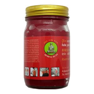 Тайский Красный БальзамNatural Herb Phu Chi Vox