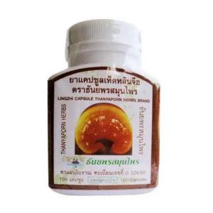 Линчжи (Рейши) Экстракт В КапсулахThanyaporn Herbs Brand Lingzhi Capsule