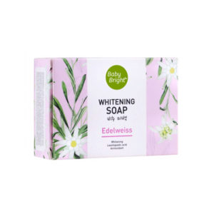 Отбеливающее Мыло Baby Bright Whitening Soap Edelweiss