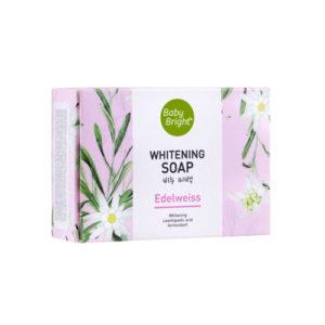 Отбеливающее Мыло Baby Bright Whitening Soap Edelweiss