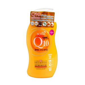 Японский Шампунь С Экстрактом Меда Boya Q10 Shampoo