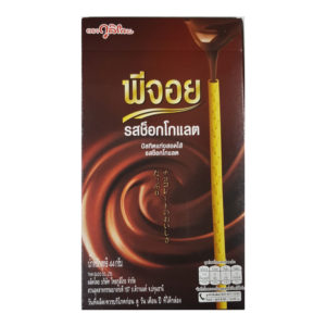 Бисквитные палочки POCKY - С шоколадным наполнителем