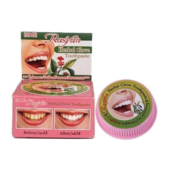 зубная паста с гвоздикой