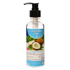 Масло Для Массажа С Экстрактом Кокоса Banna Coconut Oil