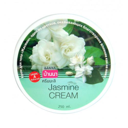 Крем Питательный Жасмин Jassmine Cream Banna