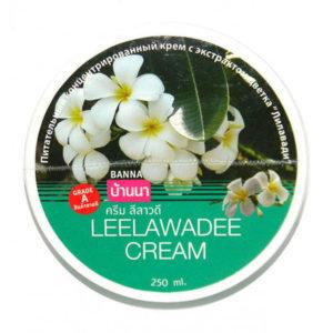 Крем Питательный Концентрированный С Экстрактом Лилавади Leelawadee Cream Banna