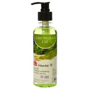 Масло С Экстрактом Лемонграсса И Витамином Е Banna Lemongrass Oil