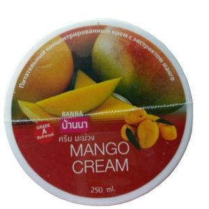 Крем Питательный С Экстрактом Манго Mango Cream Banna