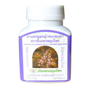 Ортосифон тычиночный илиКошачий ус тайские капсулы для почек