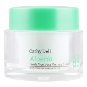 Крем С Пролонгированным Увлажнением Cathy Doll AloeHa Fresh Aloe Vera Memory Cream
