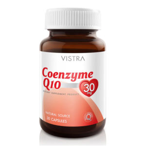КоэнзимQ10 Vistra CoEnzyme Q10 30 mg
