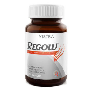 Витамины Для Восстановления Волос Vistra Regrow