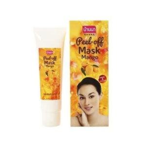 Маска-Пленка Для ЛицаС Экстрактом Манго Banna Peel Off Mango Mask