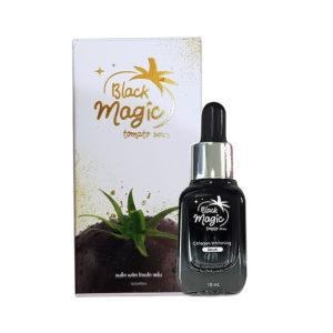 Сыворотка С Экстрактом Черного Томата И Коллагеном Black Magic Tomato Serum
