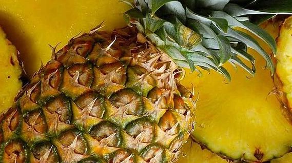 Ананас. Польза. Полезные свойства ананаса