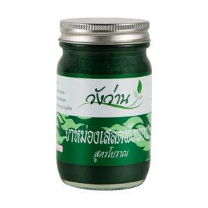 Тайский бальзам с секрецией харькового барсука