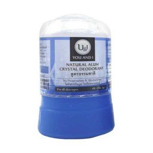 Крситалл дезодорант натуральный