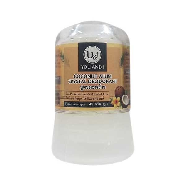 Дезодорант с кокосом